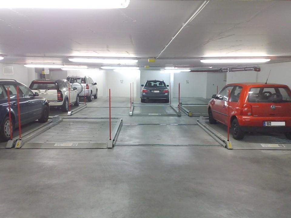 Platforma de parcare 501