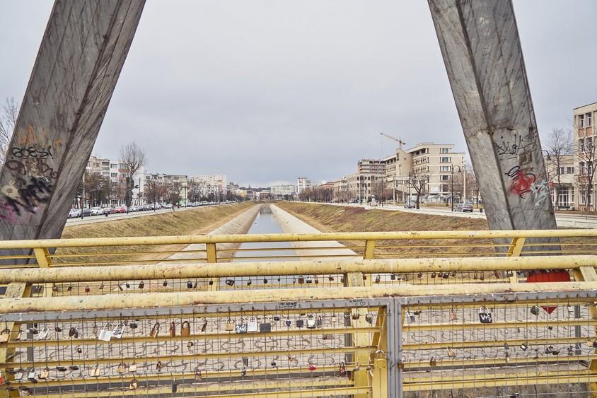 Concurs de instalații artistice pentru activarea promenadei râului Bahlui – Romanian Creative Week