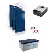 Sistem fotovoltaic Hibrid 9kw