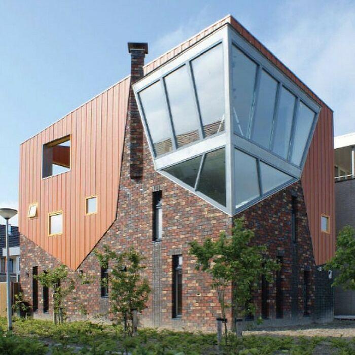 Casele urâte din Olanda