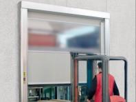 Poarta industriala cu deschidere rapida - SIATEC KRONOS