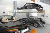 Sistem de parcare hidraulic - SingleVario 2061
