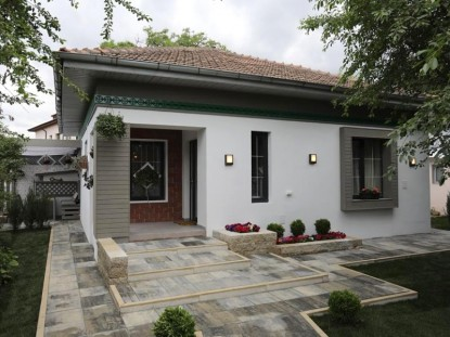 Casa - vedere exterioara  Campina ELIS PAVAJE