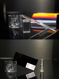 Dimensiuni  & grosimi standard PMMA turnat Plazcast