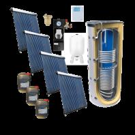 Pachet Solar C403 aport la incalzire
