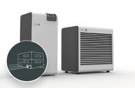 Pompa de căldură aerotermală - ECOAir Premium WPL 2-17 kW