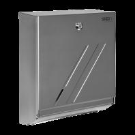 Dispenser de prosoape de hartie din otel inox - SANELA SLZN 20