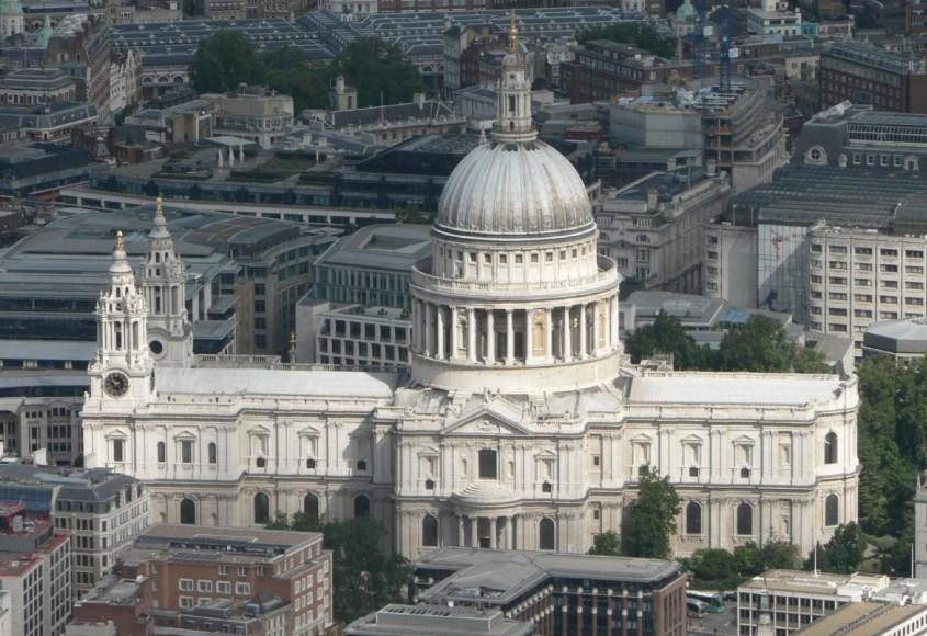 Catedrala Sfantul Paul din Londra, Marea Britanie