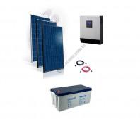 Sistem fotovoltaic Off-grid 3kw var2