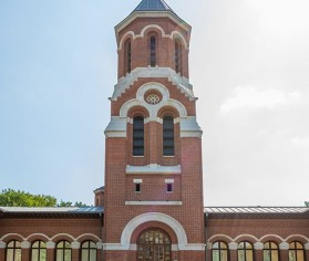Manastirea Curtea de Arges si Palatul Episcopal