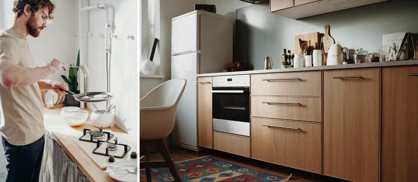 Cum a dispărut bucătăria din noile apartamente