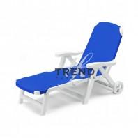 Sezlong - Trend Furniture Smeraldo Tex
