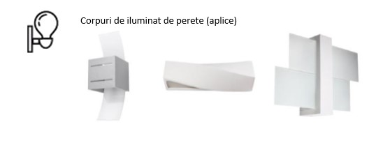 Corpurile de iluminat Sollux Lighting