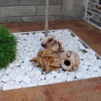 Pebble Marmura Alba Thassos 3-6 cm Sac 20kg PIATRAONLINE  AG-3021