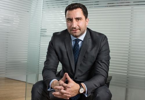 Andrei Popa, director comercial Etex Building Performance