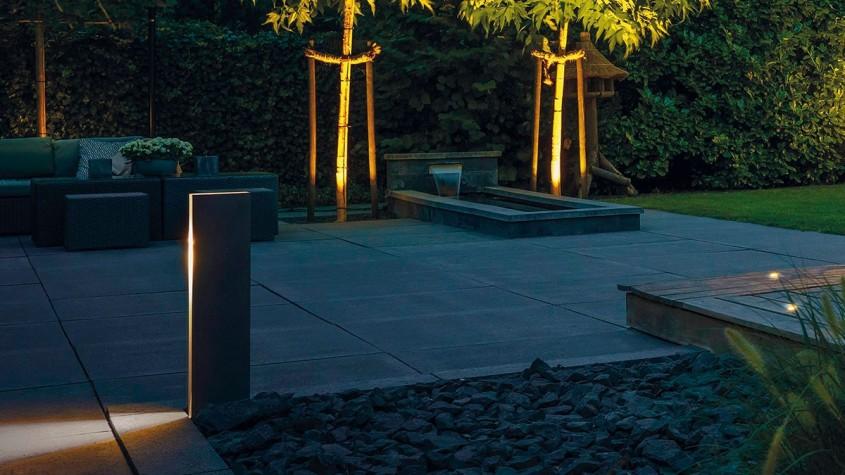 Lumina in gradina - Spot ambiental Light Pro