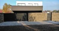 Panou gard metalic rezidential - KONSPORT Palisade PS 004
