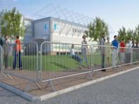Gard mobil eveniment - Deco Events