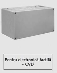 Cutie de distributie electrica SCHELL pentru electronica tactila CVD