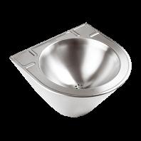 Lavoar conic din otel inox - SANELA SLUN 58