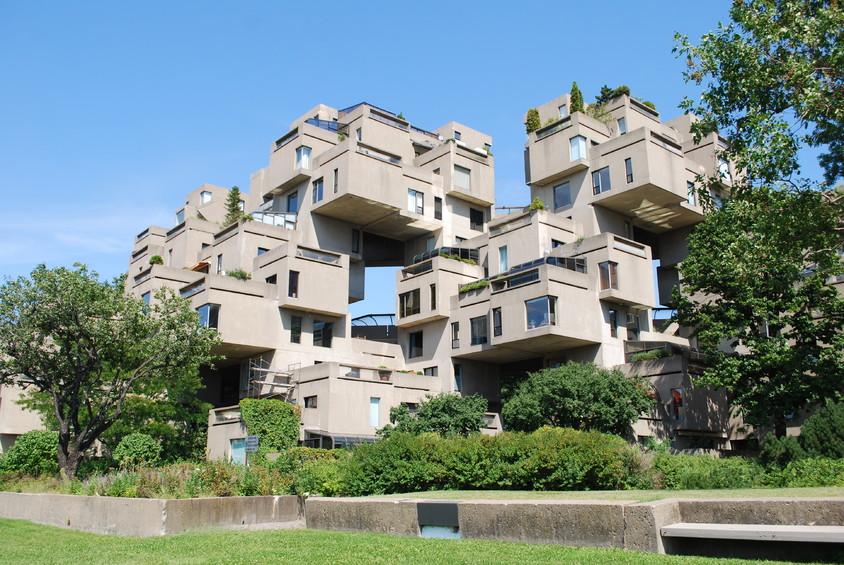 <b>Habitat 67, Montreal</b>