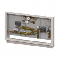 Module de contorizare pentru circuite de incalzire si circuite sanitare - MIX