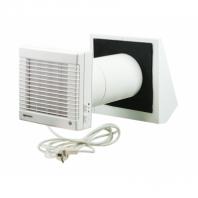 Ventilator cu recuperator de caldura ceramic VENTS  Twin Fresh Confo RA 50