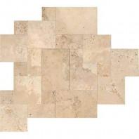 Travertin - Classic Tumbled French pattern