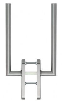 Manere pentru usa glisanta cu ridicare din otel inox Amsterdam HS-E0400Z