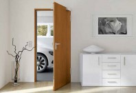 Usa de interior pentru accesul din garaj in locuinta - WAT 40