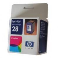 Cartus color HP 28 C8728A DJ 3240