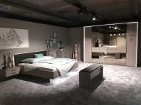 Mobilier dormitor ALB cu oglinda