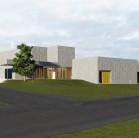 Termoizolare ecologică cu sticlă celulară pentru Clădirea de birouri Smartware - România