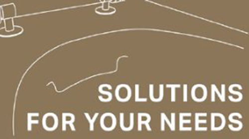 """""""Solution For Your Needs"""""""