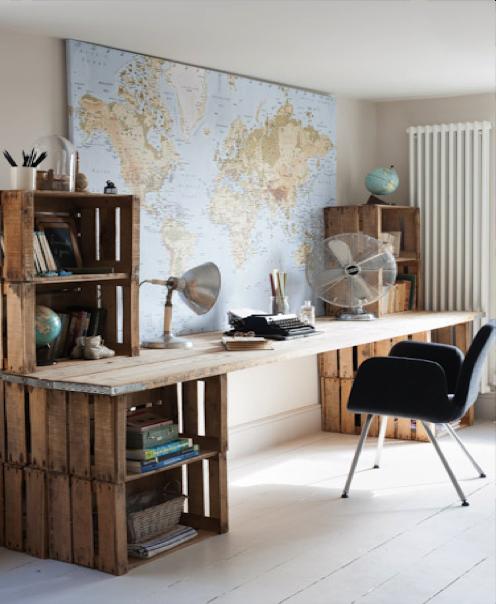 Descoperă 3 idei creative de amenajare pentru biroul sau spațiul tău de lucru