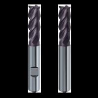 Freza cilindro-frontala din carburi Super FU-T, VA