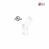 Adaptoare VFC® pivotante mobile mama/mama