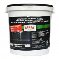 Solutie bituminoasa pentru hidroizolatii fundatii - MEM