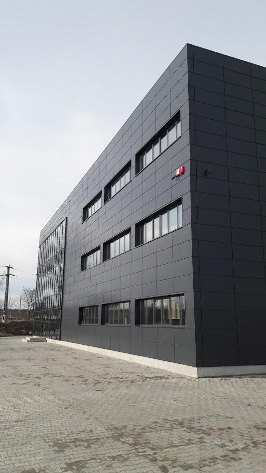 Clădirea de birouri VIO TRANSGRUP din Târgoviște, Dâmbovița