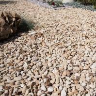 Pebble Sandstone Mandras 2-4 cm Sac 20 kg PIATRAONLINE  AG-2144