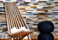 Panouri decorative din lemn natural - ©PLADEC Natural Wood  Collection