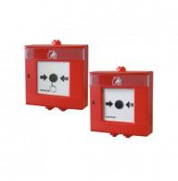 Buton comanda alarmare manuala FDM223H, FDM224H