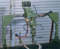 Aparat portabil pentru decupari circulare cu oxigaz KHC-600D