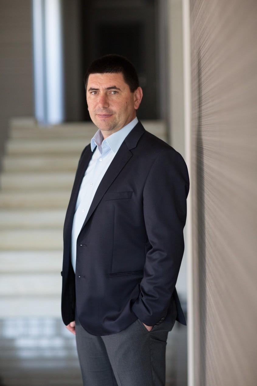 Emil Goța, Director General Elis Pavaje