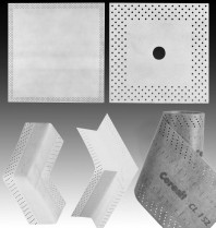Produse pentru acoperirea impermeabila a rosturilor de dilatatie si de legatura strapungerii prin zid cu teava