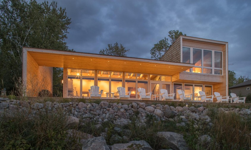 3. Beach House, Canada
