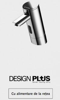 Baterie cu senzor electronic pentru lavoar SCHELL PURIS E HD-K