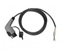 Cablu de incarcare tip 1 la capat deschis 1x16A 10m