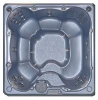 Spa Serenity pentru 8 persoane - Kasta Metal M8000