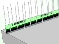 PENTAFLEX - Hidroizolatii pentru rosturi de turnare la elemente de constructii din beton impermeabil